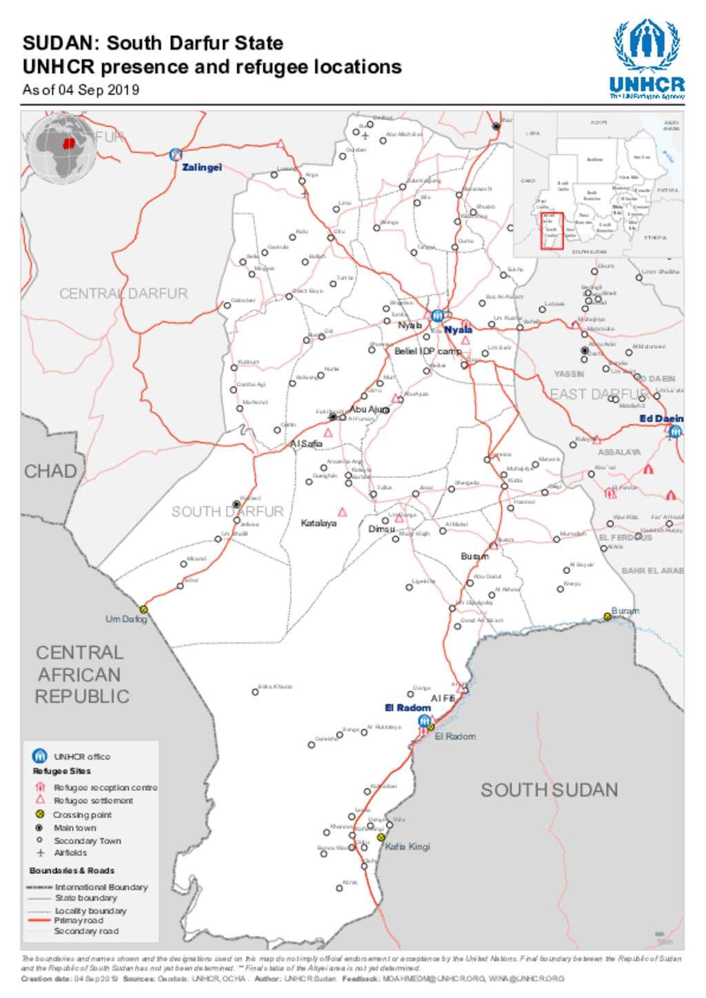 Doent - UNHCR SUDAN - South Darfur State on darfur world map, afghanistan map, darfur genocide, darfur today, darfur sudan country, darfur sudan flag, darfur village, darfur tribes, south sudan, china texas map, equality alabama map, darfur on map, darfur africa map, darfur people, darfur war, darfur google, victoria falls africa map, el fasher darfur map, darfur sudan food, darfur rebels, iran map,