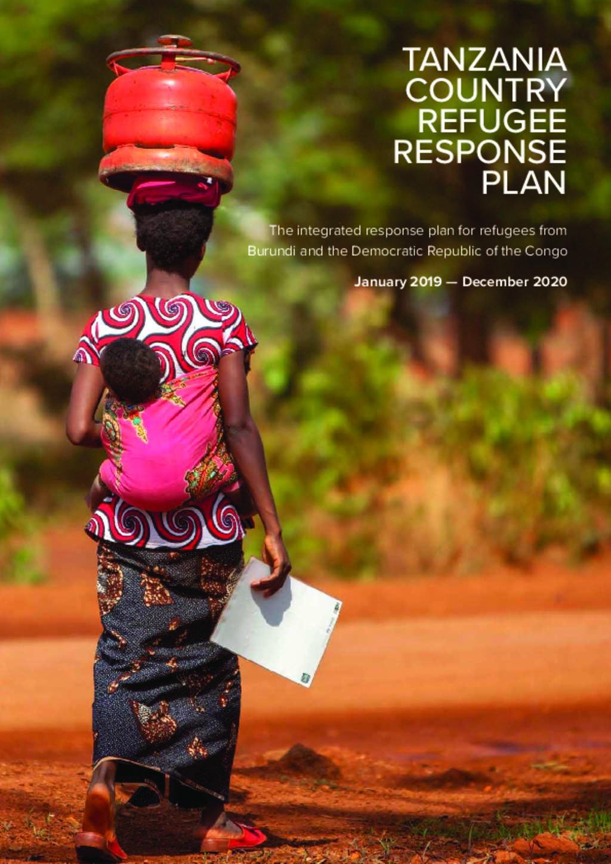 TANZANIA COUNTRY REFUGEE RESPONSE PLAN