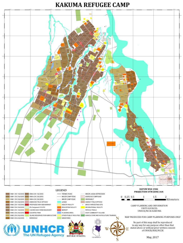 Document kakuma camp map kakuma camp map gumiabroncs Images