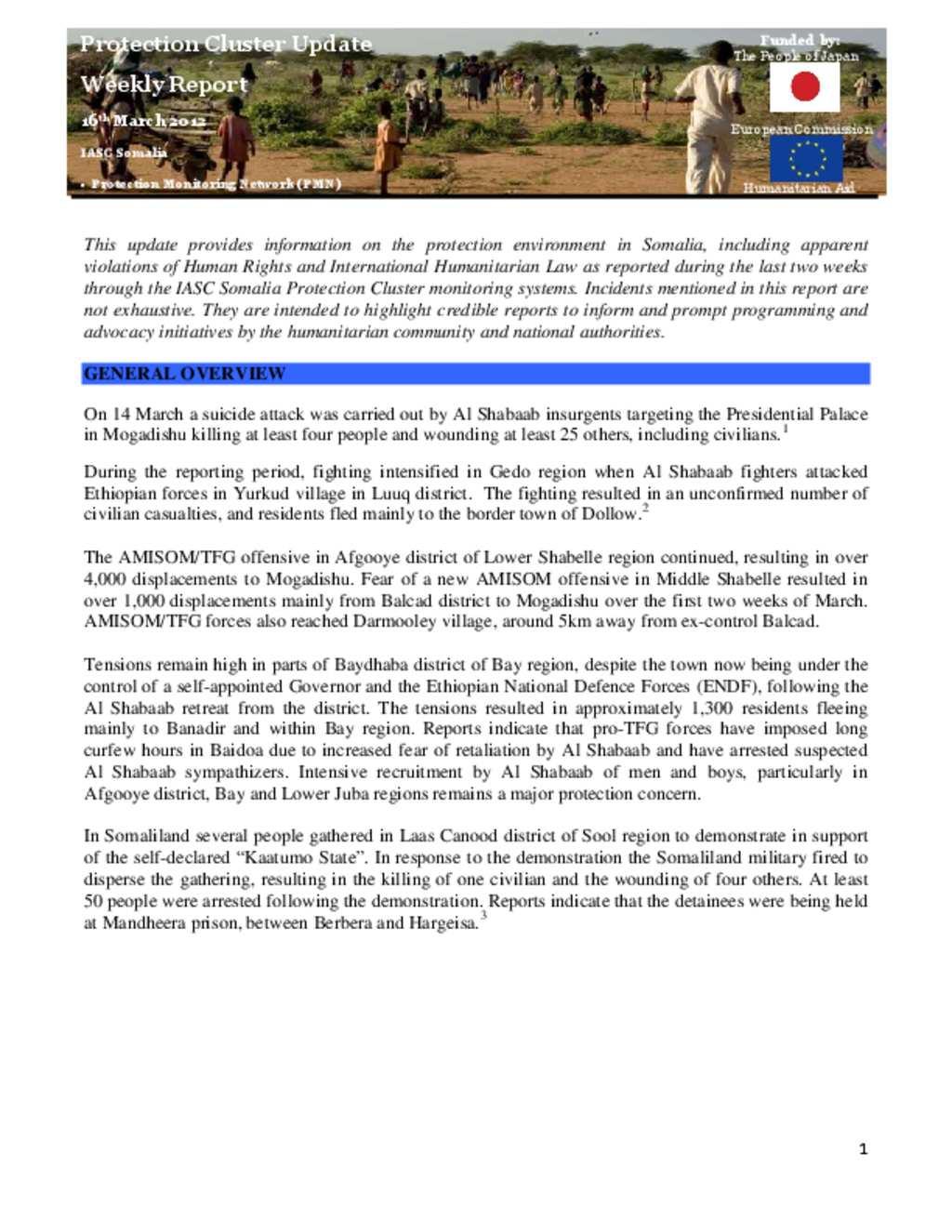 Document - PMN update 3 -16 March 2012