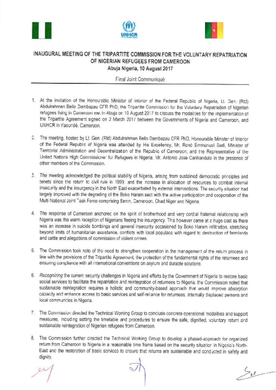 Document Final Communiqu Tripartite Commission Eng
